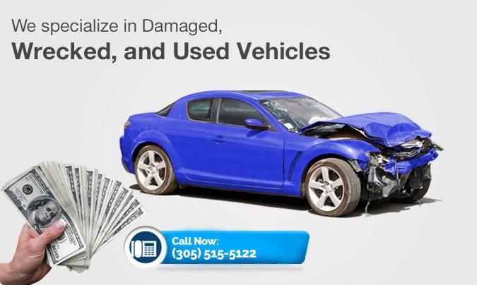 Junk Car Removal - Cash For Junk Cars Miami